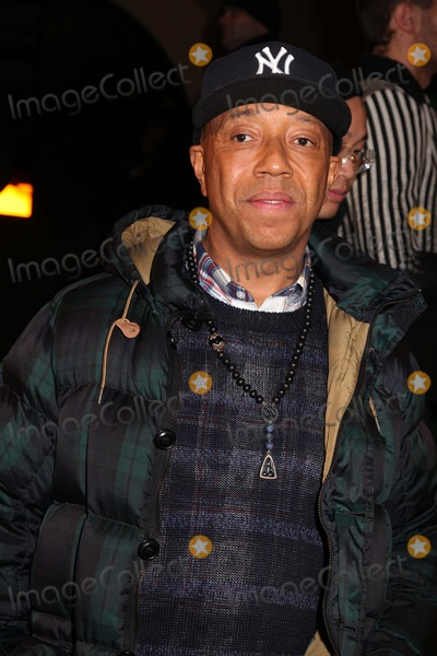 Russell Simmons Photo - Marc Jacobs Fall 2013 Fashion Show NY Fashion Week the New York State Armory NYC February 14 2013 Photos by Sonia Moskowitz Globe Photos Inc 2013 Russell Simmons