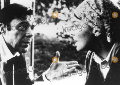 Patricia Neal Photo - Dirk Bogarde and Glenda Jackson As Roald Dahl and Patricia Neal in an Act of Love the Patricia Neal Story Photo by ImGlobe Photos Inc Patricianealretro Filmtv Still