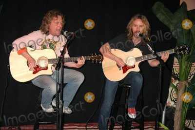Jack Blades Photo - Vh 1 Classic Roadshow - Next Stop Los Angeles Performance by Tommy Shaw of Styx  Jack Blades of Night Ranger Spider Club Hollywood CA 04-27-2006 Photo Clinton H WallacephotomundoGlobe Photos Jack Blades of Night Ranger and Tommy Shaw of Styx