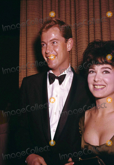 Troy Donahue Photo - Suzanne Pleshette and Troy Donahue Z4143 1962 Photo by Nate Cutler-Globe Photos