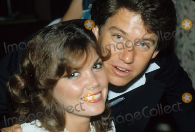 Anson Williams Photo - Lorrie Mahaffey with Husband Anson Williams E0578b Photo by Bob V Noble-Globe Photos Inc