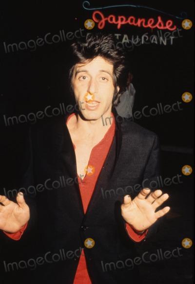 Al Pacino Photo - AL Pacino R5234 Supplied by Globe Photos Inc