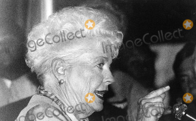 Ann Richards Photo - Texas Governor Ann Richards 11-1994 at Texas Southern University in Houston Photo by Jeff Newman-Globe Photos