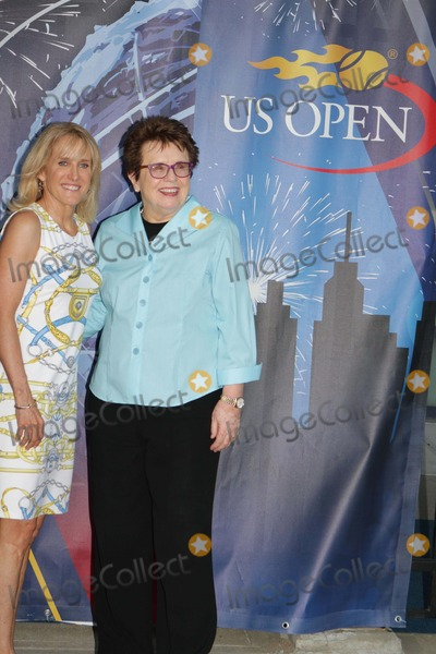 Tracy Austin Photo - Tracy Austinbillie Jean King Celebrity at Tennis Us Open Day 3 at Arthur Ashe Stadium 8-27-2014 John BarrettGlobe Photos