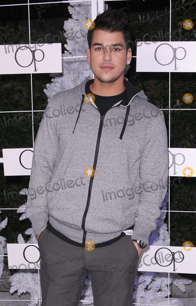 Rob- Kardashian Photo - Op Celebrates Winter Wonderland at Siren Studios in Los Angeles CA 111611 Photo by Scott Kirkland-Globe Photos   2011 Rob Kardashian