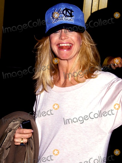 Goldie Photo - Goldie Hawn Photo Bymichael FergusonGlobe Photos Inc