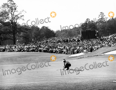 Arnold Palmer Photo - Arnold Palmer at Masters Tournament 1964photo by Morgan fitz-globe Photos Inc