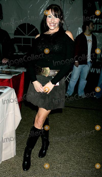 Tiffany Photo - Chiller Theatre Autograph Show Meadowlands Sheraton New York City 10292004 Photo Rick Mackler  Rangefinders  Globe Photos Inc 2004 Tiffany