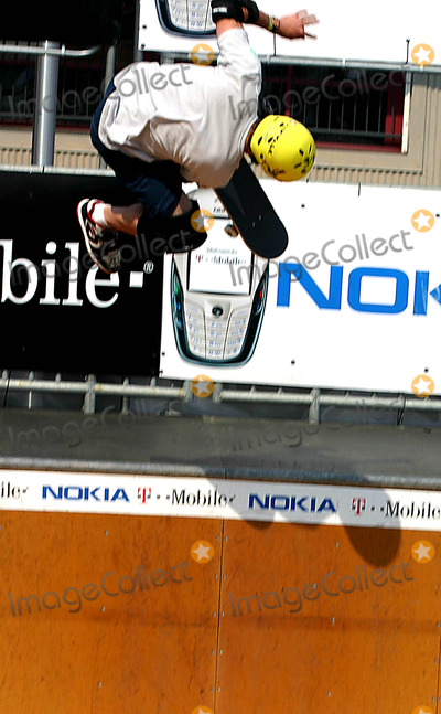 Andy MacDonald Photo - Nokiat-mobile Ramps and Amps Invitational at the South Street Seaport New York City 07172004 Photo by Mitchell LevyrangefinderGlobe Photosinc Andy Macdonald