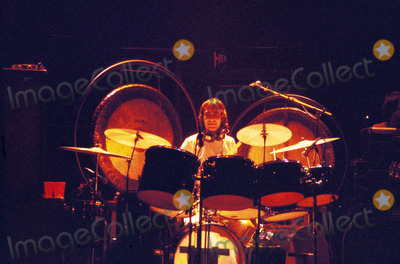 Keith Moon Photo - Keith Moon of the Who Photo by Globe Photos