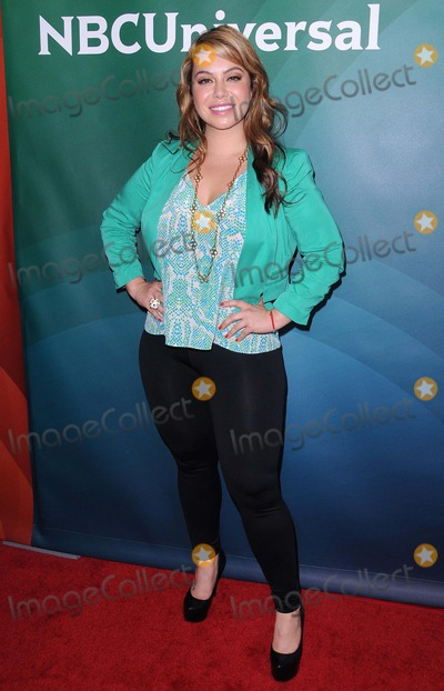Chiquis Marin Photo - NBC Universal Summer Press Tour at the Beverly Hilton in Beverly Hills CA 72512 Photo by James Diddick-Globe Photos copyright 2012 Chiquis Marin