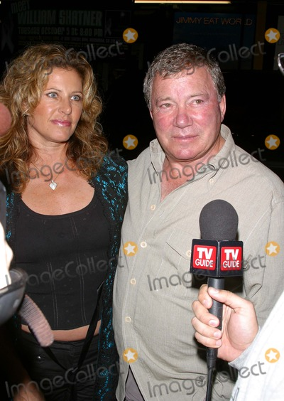 William Shatner Photo - William Shatner Autographing His New Cd -Has Been- at Tower Records in West Hollywood California - 10052004 - William Shatner and Wife Elizabeth Martin