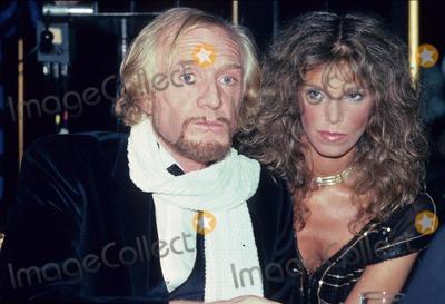 Ann Turkel Photo - Richard Harris with Ann Turkel E7794 Supplied by Globe Photos Inc