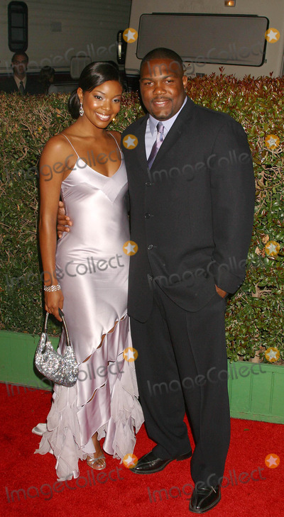 Gabrielle Union Photo - 35th Annual Naacp Image Awards-arrivals at Universal Amphitheatre Universal City California 030604 Photo by Clinton H WallaceipolGlobe Photos Inc2004 Gabrielle Union and Husband Chris Howard
