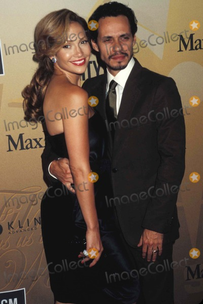 Jennifer Lopez Photo - Women in Film Presents Film Brings Us the World the 2006 Crystal  Lucy Awards Tesday 06-06-2006 at the Century Plaza Hotel in Century City California Photo by Phil Roach-ipol-Globe Photos Jennifer Lopez and Mark Anthony