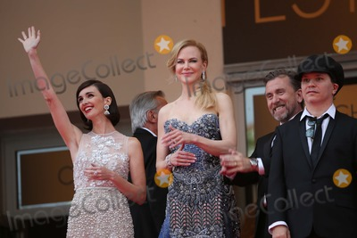 Tim Roth Photo - Actors Paz Vega (l-r) Nicole Kidman Tim Roth Director Olivier Dahan Attend the Premiere of Grace of Monaco at the Opening of the 67th Cannes International Film Festival at Palais Des Festivals in Cannes France on 14 May 2014 Photo Alec Michael Photo by Alec Michaeln-Globe Photosinc