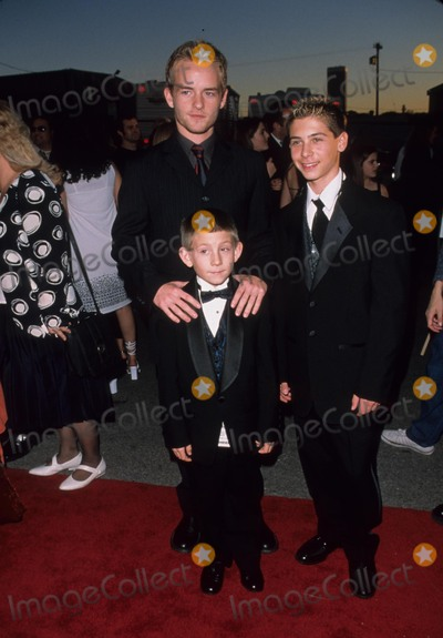 Erik Per Sullivan Photo - Erik Per Sullivan with Justin Berfield and Christopher Masterson the 5th Young Star Awards at Cbs Studios Ca 2000 K20456fb Photo by Fitzroy Barrett-Globe Photos Inc