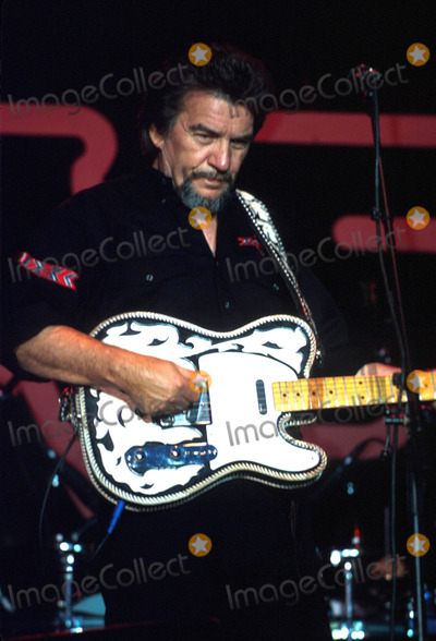 Waylon Jennings Photo - Waylon Jennings Photo by Roger GlazerGlobe Photos Inc
