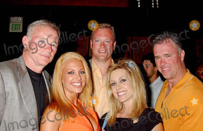 Leigh Ann Spence Photo - Celebrities at Bliss West Hollywood CA 07302004 Photo by Miranda ShenGlobe Photos Inc 2004 Jerry Jones Lisa Ligon Jerry Jones Jr Leigh Ann Spence and Stephen Jones