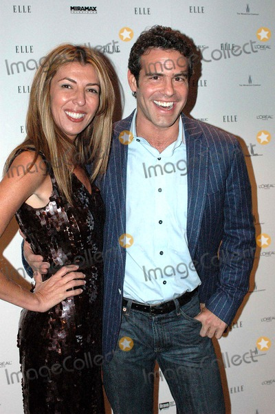 Andrew Cohen Photo - Elle Project Hosts Viewing Party For 2nd Season Premiere of Bravos Project Runway and Launch of Project Runway Magazine Aer New York City 12-07-2005 Photo by Ken Rumments-Globe Photos 2005 Nina Garcia Fashion Director For Elle and Andrew Cohen