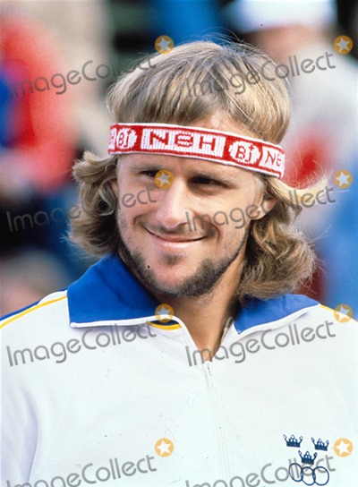 Bjorn Borg Photo - Bjorn Borg 1978 10588 Photo by Pressens BildipolGlobe Photos Inc