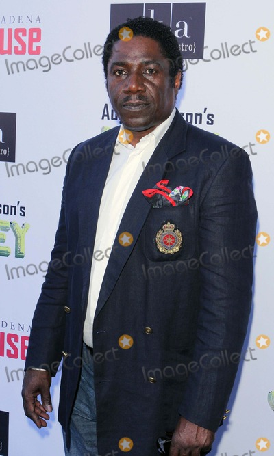 August Wilson Photo - Cleavant Derricks attends Opening Night of August Wilsons Jitney on the 24th June 2012 the Pasadena Playhouse Pasadena causaphoto TleopoldGlobephotos
