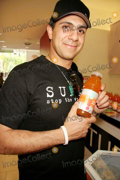 Anthony Azizi Photo - Fusion Studio D - Pre- Oscar Suite - Day 1 Hollywood  Highland Centre Hollywood CA 03-01-2006 Photo Clinton Hwallace-photomundo-Globe Photos Anthony Azizi