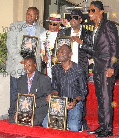 Thomas Roberts Photo - Kool  the Gang Honored with a Celebration For Their 50th Anniversary with a Star on the Hollywood Walk of Fame 7065 Hollywood Blvd Hollywood CA 10082015 Ronald Khalis Bell Dennis Dt Thomas Robert Kool Bell and Funky George Brown - Kool  the Gang with Mitch O Farrell Vincent Herbert Leron Gubler and Jermaine Jackson Clinton H Wallacephotomundo InternationalGlobe Photos Inc