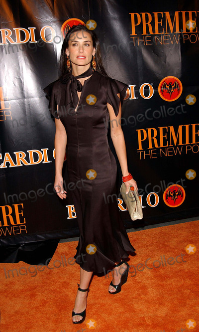 Demi Moore Photo - Premiere - the New Power Ivar Hollywoodca 05062003 Photo by Fitzroy Barrett  Globe Photos Inc 2003 Demi Moore