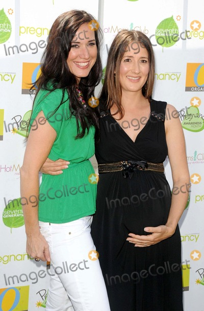 Anna Getty Photo - Domenica Catelli Anna Getty attends the 2nd Annual Pregnancy Awareness Month Celebration Held at the Little Dolphins Pre-school in Santa Monica California on May 2 2009 Photo by David Longendyke-Globe Photos Inc 2009