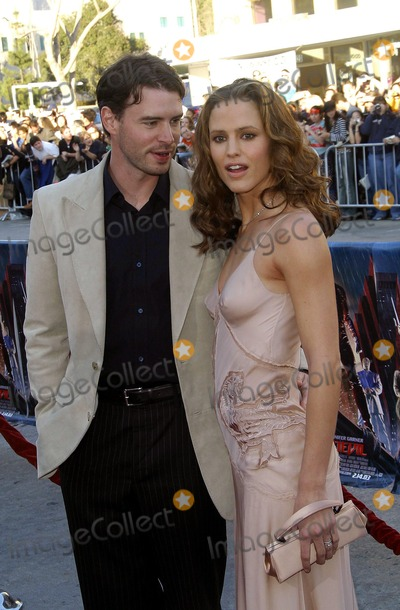 Jennifer Garner Daredevil Premiere Scott Foley Pic...
