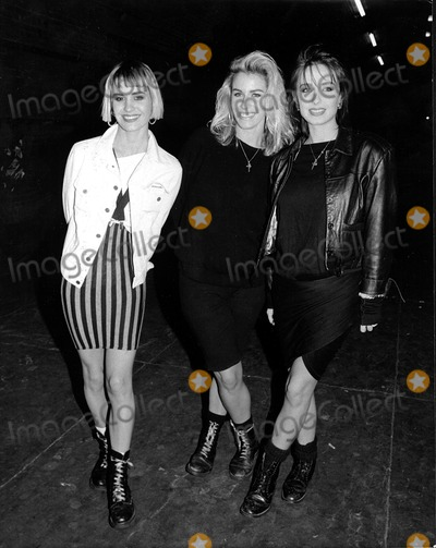 Bananarama Photo - -7 Rock Trio Bananarama (L to R) Siobhan Sarah and Keren Supplied by CpGlobe Photos Inc