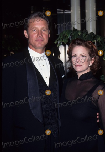 Melissa Gilbert Photo - Melissa Gilbert with Husband Bruce Boxleiter 1995 K2930tr Sci-fi Awards Photo by Tom Rodriguez-Globe Photos Inc