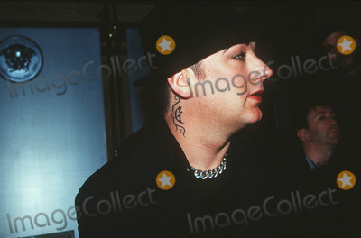 Gianni Versace Photo - Imapress  Y Vlamos Couture Pe 2000 - Gianni Versace Boy George