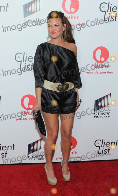 Alicia Lagano Photo - Elisabeth Rohm the Client List Launch Party Held at Sunset Tower Hotelwest Hollywoodcaliforniaapril 4 2012photo TleopoldGlobephotos Alicia Lagano the Client List Launch Party Held at Sunset Tower Hotelwest Hollywoodcaliforniaapril 4 2012photo TleopoldGlobephotos