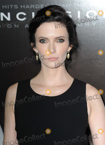 Bitsie Tulloch Photo - Bitsie Tulloch attending the Los Angeles Premiere of Concussion Held at the Regency Village Theater in Westwood California on November 23 2015 Photo by David Longendyke-Globe Photos Inc