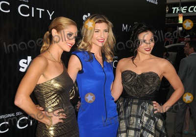Viva Bianca Photo - Ellen Hollman Viva Bianca Katrina Law attending the Starz Original Series Premiere of Magic City Held at the Directors Guild of America in Hollywood California on 32012 Photo by D Long- Globe Photos Inc