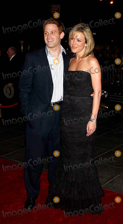 Amelia Henry Photo - 1504 Trump Tower NYC After Party For the Season Finale of the Apprentice Nick Warnock and Amelia Henry Photo Byken BabolcsayipolGlobe Photos Inc 2004