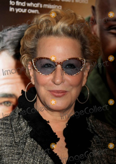 Bette Midler Photo - The Intouchables Screening and Celebration of Harvey Weinsteins Legion Dhonneur Paley Center For Media NYC April 30 2012 Photos by Sonia Moskowitz Globe Photos Inc 2012 Bette Midler