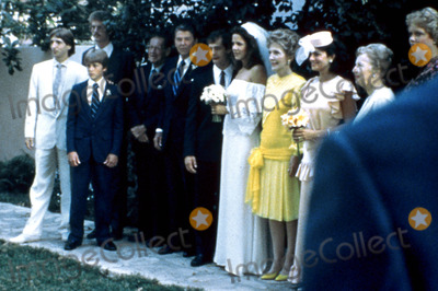 Patti Davis Photo - Patti Davis Wedding Ronald Reagan Photo ByGlobe Photos Inc 1984
