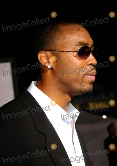Montell Jordan Photo - - the Fighting Temptations - World Premiere - Graumans Chinese Theatere Hollywood CA - 9182003 - Photo by Ed Gelleregi  Globe Photos Inc 2003 - Shane Mosley