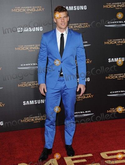 Alan Richson Photo - Alan Richson attending the Los Angeles Premiere of Hunger Games Mockingly Party 2 Held at the Microsoft Theater in Los Angeles California on November 16 2015 Photo by David Longendyke-Globe Photos Inc
