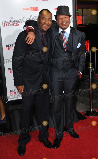 Malcolm D Lee Photo - Malcolm D Lee Terrence Howard attending the Los Angeles Premiere of the Best Man Holiday Held at the Tcl Chinese Theatre in Hollywood California on November 5 2013 Photo by D Long- Globe Photos Inc