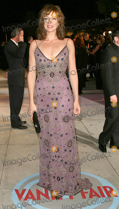 ALISON JANEY Photo - Vanity Fair Oscar Party 2004 at Mortons Restaurant West Hollywood California 022904 Photo by Kathryn IndiekGlobe Photos Inc2004 Alison Janey