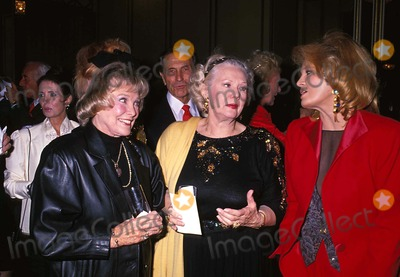 Virginia Mayo Photo - June Allyson Virginia Mayo and Angie Dickinson 1992 Photo by Lisa Rose-Globe Photos