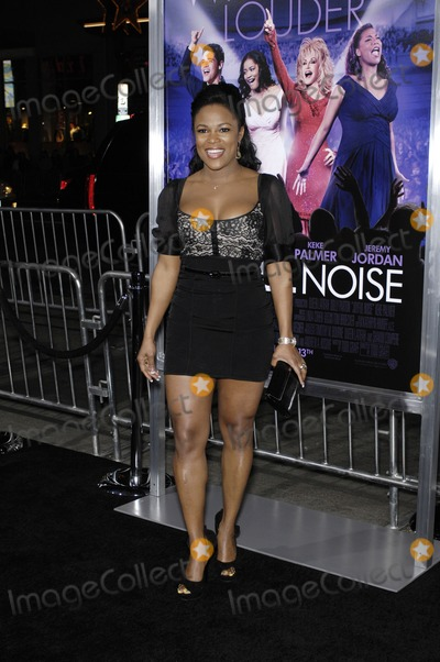 Dequina Moore Photo - Dequina Moore During the Premiere of the New Movie From Warner Bros Pictures Joyful Noise Held at Graumans Chinese Theatre on January 9 2012 in Los Angeles Photo Michael Germana - Globe Photos Inc