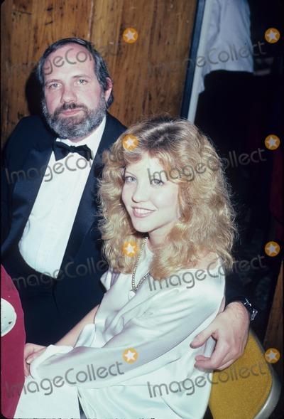 Nancy Allen Photo - Nancy Allen with Brian De Palma 1981 E2612 Photo by John Barrett-Globe Photos Inc