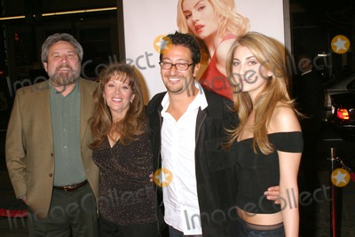 Luke Greenfield Photo - the Girl Next Door World Premiere at Manns Grauman Chinese Theater Hollywood California 03042004 Photo by Ed GelleregiGlobe Photos Inc 2004 Director Luke Greenfield Girlfriend Lyly Wparents