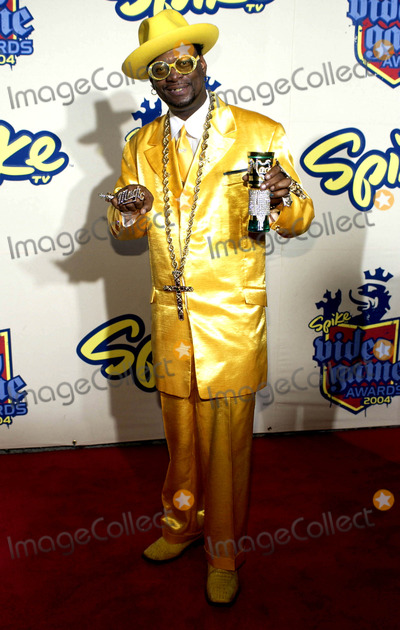 Archbishop Don Juan Photo - Spike Tv Video Game Awards Arrivals at the Barker Hangar in Santa Monica CA 12-14-2004 Photo by Valerie Goodloe-Globe Photos 2004 Archbishop Don Juan