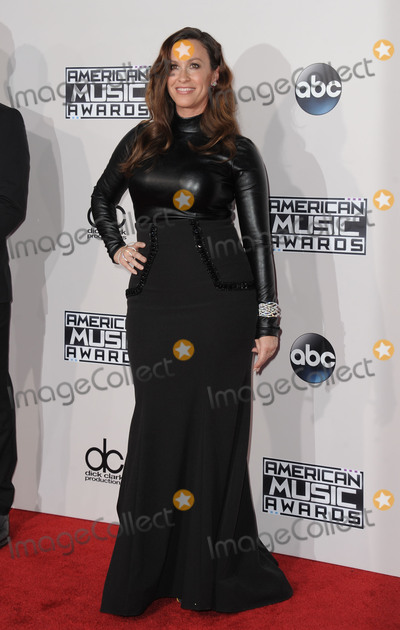 Alanis Morissette Photo - Alanis Morissette attending the 2015 American Music Awards Arrivals Held at the Microsoft Theater on November 22 2015 in Los Angeles California on November 22 2015 Photo by David Longendyke-Globe Photos Inc